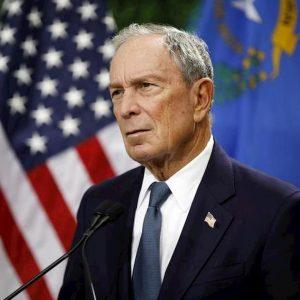 Usa, Michael Bloomberg annuncia la sua candidatura alla Casa Bianca