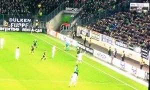 Borussia Roma il primo gol dei tedeschi era da annullare, ecco perché