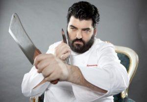 Antonino Cannavacciuolo, chef all'Opera: interpreta sé stesso al teatro Coccia di Novara