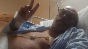 """Toni Capuozzo ricoverato per problemi cardiaci: """"Non vi libererete facilmente di me"""""""