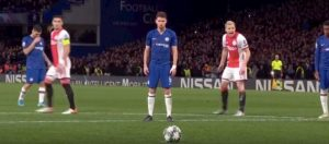 Chelsea Ajax 4 4 Jorginho doppietta olandesi nove uomini
