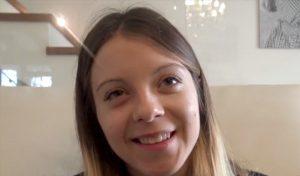 Chiara Giunchi, 20 anni, costretta in casa dal cavernoma portale. Solo un trapianto può salvarla