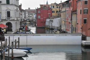 Chioggia, sindaco Ferro: Mi hanno negato l'uso del Mose