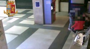 chivasso rapina stazione