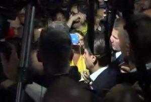 Giuseppe Conte visita l'ex Ilva a Taranto