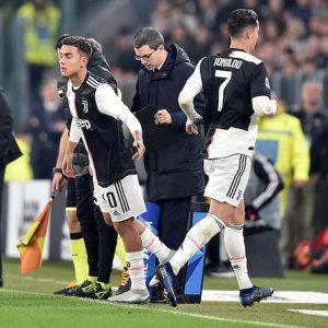 Cristiano Ronaldo non ha insultato Sarri: ecco cosa ha detto all'uscita dal campo