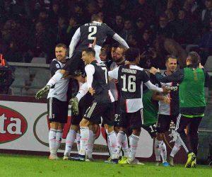 De Ligt gol Torino Serie A