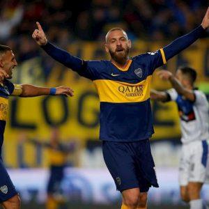 De Rossi rinnova con Boca, non tornerà alla Roma