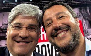 """Regionali Toscana, Salvini: """"Del Debbio? Un grande, ma fa altro"""""""