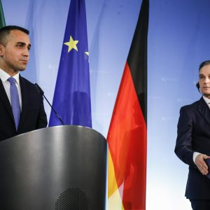 Luigi Di Maio a Berlino ringrazia Germania per aiuto coi migranti