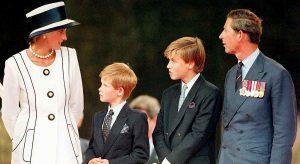 Lady Diana e il segreto mentre era incinta di Harry. Carlo credeva che fosse una bambina