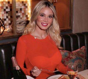 Diletta Leotta vestito trasparente su Instagram, fan: vorrei essere forchetta