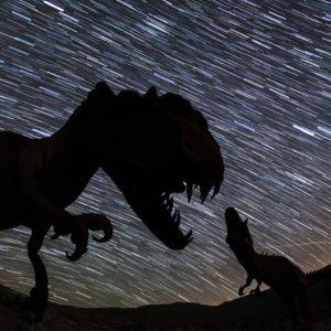 Dinosauri vissuti in un altro posto della galassia Via Lattea