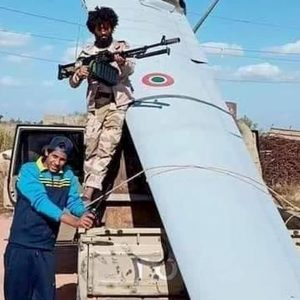 """Drone militare italiano precipita in Libia. Haftar: """"Abbattuto. Era in missione ostile"""""""