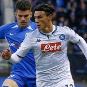 Napoli caso Elmas Macedonia ct difende centrocampista