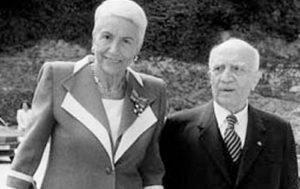 Maria Pia Travezzani, morta la vedova di Amintore Fanfani: aveva 97 anni