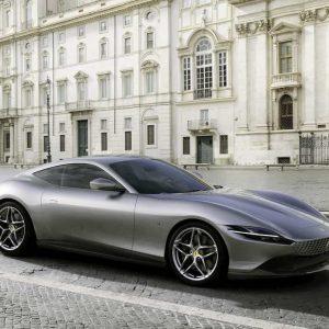 Ferrari Roma, l'ultima nata del Cavallino monta un V8 turbo da 620 cv