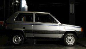 Fiat Panda 4x4 Trekking di Gianni Agnelli battuta all'asta per 37mila euro