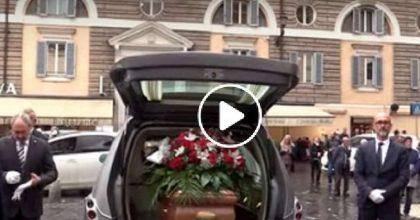 Fred Bongusto, i funerali