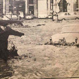 genova alluvione 1970