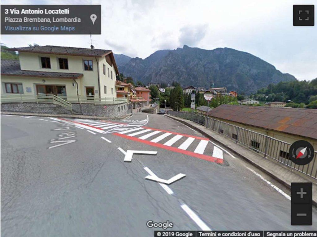google news, piazza brembana