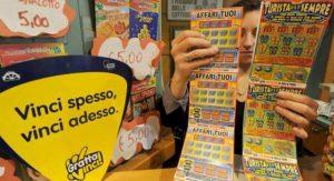 Capannori (Lucca): vince 1 milione e 756.340 al Gratta & Vinci