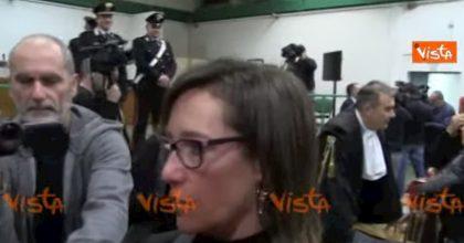 """Ilaria Cucchi: """"Giustizia è stata fatta. Stefano forse ora potrà riposare in pace"""" VIDEO"""