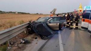 Incidente sulla A30 Caserta-Salerno: morte una ragazza di 25 anni e la madre, ferito il padre