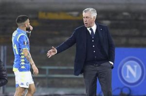 Champions League Napoli Salisburgo Borussia Dortmund Inter risultati gol