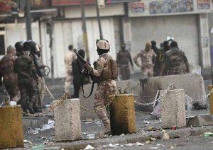 """Iraq, sono """"stabili"""" le condizioni dei 5 militari italiani feriti nell'attentato"""
