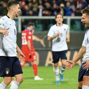 Italia Armenia 9 1
