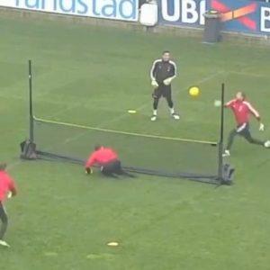 "Juventus, volley-tennis dei portieri. E' ""De Ligt edition"" per i tifosi, ma Szczesny..."