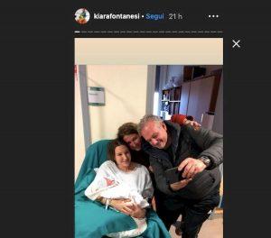 Motocross, Kiara Fontanesi è mamma: è nata la piccola Skyler