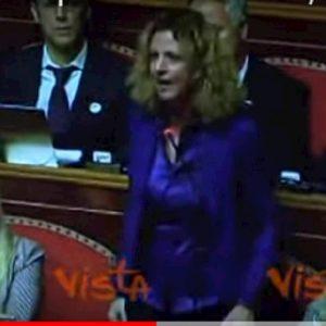Lezzi contro Salvini al Senato