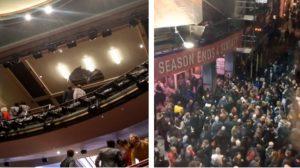 Londra, crolla soffitto teatro Piccadilly: 5 persone ferite
