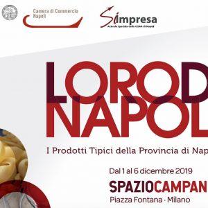 """Loro di Napoli, l'iniziativa enogastronomica a Milano. Ciro Fiola: """"Così portiamo le nostre eccellenze al Nord"""""""