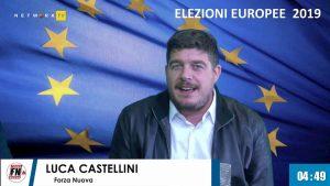 """Luca Castellini, capo ultras Verona: """"Mi viene a prendere Commissione Segre?"""". Lui non fa politica..."""