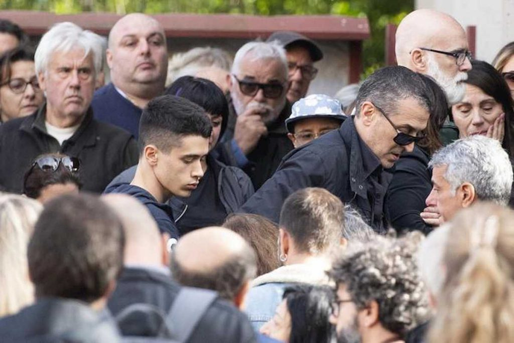 alfonso sacchi padre luca funerali