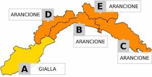 Maltempo Liguria, da mercoledì nuova allerta temporali. Scuole chiuse