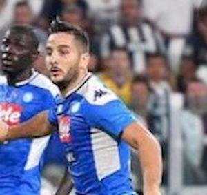 Manolas fischiato Roma Napoli ritorno Stadio Olimpico