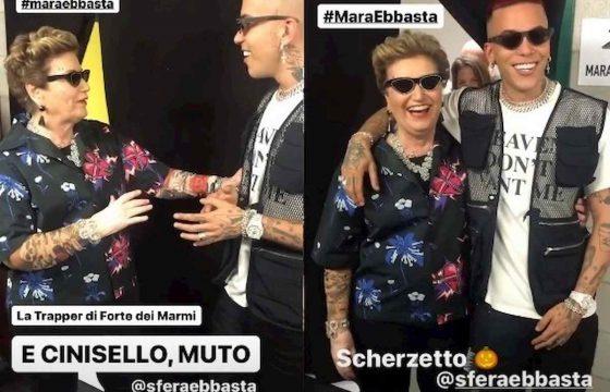 """X Factor, Mara Maionchi mostra il dito medio e diventa trapper: """"Ora sono Mara Ebbasta"""" 02"""