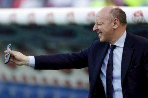 Inter Marotta Conte esigente calciomercato gennaio ci muoveremo