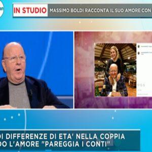 Mattino 5, Massimo Boldi