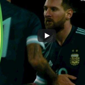Argentina Brasile 1 0 Messi gol video YouTube