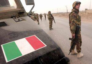 Militari italiani: l'ultimo attentato subito in Somalia il 30 settembre. In Iraq ce ne sono 1100