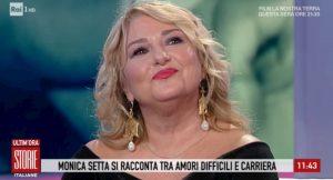 """Storie Italiane, Monica Setta: """"Padre Pio mi ha fatto delle Grazie"""""""