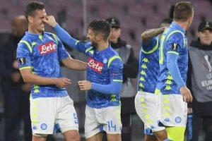 Napoli calciatori a figlio De Laurentiis lasciamo ritiro