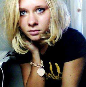 Anastasiya Kylemnyk fidanzata luca sacchi