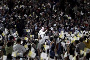 """Papa Francesco: """"La prossima guerra sarà per l'acqua"""""""