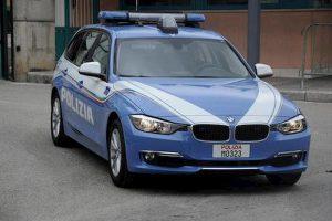 auto polizia ansa